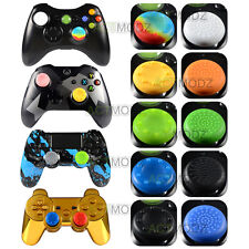10 X Analog Thumbstick Grips Rocker Key Cap for PS4 PS3 Xbox One 360 Controller