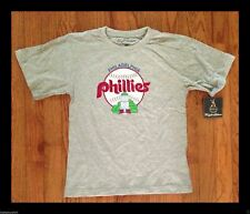 Kids T-Shirt New Authentic Vintage Inspired Philadelphia Phillies Boys Tee Shirt