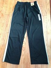 MENS REEBOK Athletic Pants Sz XL fleece lined Black or Navy NEW with Tags