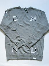 IBN X DSC Jasper Gray Crewneck Sweater DIAMOND SUPPLY Co Company XL XLarge Crew