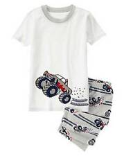 NWT Gymboree Baby Boys Monster Truck Gymmies Shorts and Short Sleeve Size 10