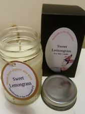 Soy Candle Variety of Fragrances available- Handmade Gift Box Presentation