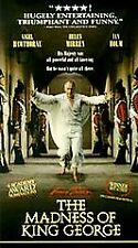 Madness of King George [VHS] VHS Tape New