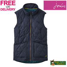 Joules Womens Hartland Quilted Gilet (V) **FREE UK Shipping**