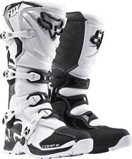 2017 Fox Racing White Comp 5 Boot Motocross MX Offroad Boots ATV Adult Mens