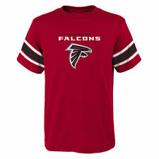 Atlanta Falcons Youth Loyal Fan Gear T-Shirt - Red - NFL
