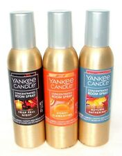 Yankee Candle Concentrated Room Spray Odor Eliminating You Choose x 1