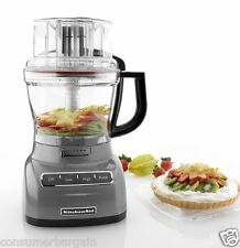 KitchenAid R-KFP1333 13-Cup 3.1L W/ WIDE MOUTH FOOD PROCESSOR EXACTSLICE SYSTEM