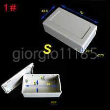 2pcs 13 Values New Plastic Project Box Electronic Case DIY
