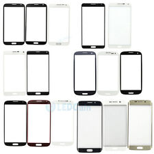 Replacement Front Glass Lens Outer LCD Screen Cover For Galaxy Note2/3/4 S3/4/6E