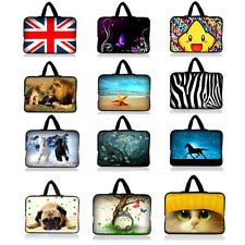 "Neoprene Laptop Sleeve Case Bag Cover Pouch For 10"" 12"" 13"" 14"" 15"" 17"" Notebook"