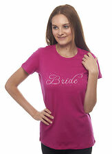 Blingy Bridal Party Feminine Fit Tee Shirts