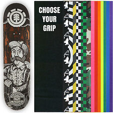 Element Skateboard Deck TIMBER DUDE 8 with GRIPTAPE
