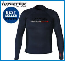 Hyperflex Cyclone 2 1.5mm Men's Jacket Neoprene Shirt Surfing Diving Snorkeling