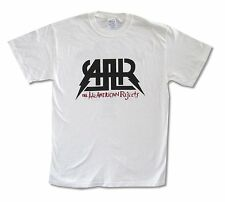 """ALL AMERICAN REJECTS """"2006 TOUR"""" WHITE T-SHIRT NEW OFFICIAL ADULT BAND MUSIC"""