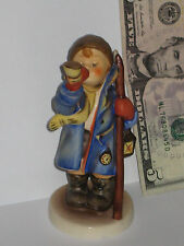 "Hummel Figurine 15/0 ""Hear Ye Hear Ye"" Boy Blowing Horn TMK 6 Goebel W Germany"