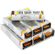 12V 5~30A LED Driver Power Supply Voltage Transformer Mini Regulated Switching