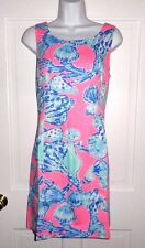 NWT LILLY PULITZER PINK POUT BAREFOOT PRINCESS CATHY  DRESS  6 8 10 12 14 16