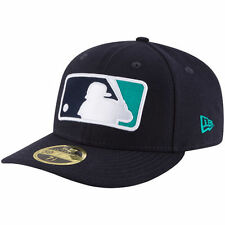 Ken Griffey Jr. New Era Seattle Mariners Fitted Hat - MLB