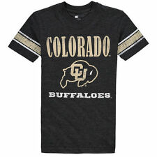 Colorado Buffaloes Colosseum Youth Free Agent T-Shirt - Black - College