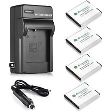 NP-BN1 Battery Charger For Sony Cyber-shot DSC-TX9 TX10 W530 WX150 W350 WX150