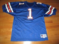 Russell Athletic FLORIDA GATORS No. 1 GAME USED (Size XL) Jersey