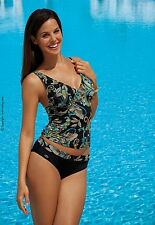 Fashy Tankini C Cup 23365 with Schalen, adjustable, back removable straps