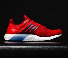 ADIDAS 2016 MENS RUNNING SHOES / SNEAKERS ULTRA BOOST RED SIZE 7 8 9 10 11 12
