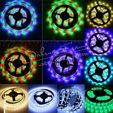 5050 3528 3014 SMD Stripe 300led LED Strip Light Tape Xmas Home Garden Car Decor