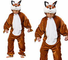 Fantastic Fox Childrens Book Week Fancy Dress Costume Foxes Outfit Ages 3/13