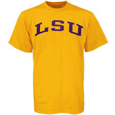LSU Tigers Arch T-Shirt - Gold - College