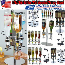 US LOCAL Liquor Dispensers Pump Beverage Bar Alcohol Wine Cocktail Drink Party