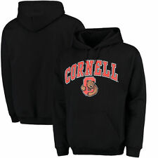 Cornell Big Red Campus Pullover Hoodie - Black - College