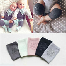 Crawling Knee Pad Elbow Cushion Kids Soft Anti-slip Infant Toddler Baby Safety