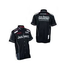 JACK DANIELS RACING JDR MENS TEAM DRESS SHIRT V8SUPERCARS S