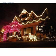 Solar Fairy Lights Christmas Garden Party Wedding Decoration String Lights