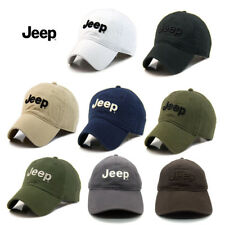 New Jeep Hat Men Baseball Golf Classic Sport Casual Embroidery Cap