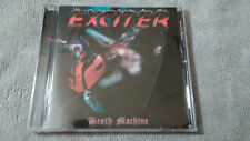 "EXCITER ""Death Machine"" Top Canadian Speed Heavy power metal thrash Helloween"