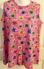 PLANET MOTHERHOOD Pink Floral Maternity Top-Size Medium NEW/TAGS Sale!!