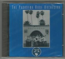 THE PASADENA ROOF ORCHESTRA 25th Anniversary CD Album BRAND NEW & SEALED