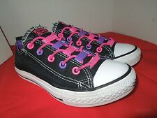 "Girl's Size 13 ""Converse All-Star"" Slip On  Shoes"