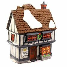 DEPARTMENT 56 TUTBURY PRINTER  DICKENS VILLAGE 55689A 1990 MIB