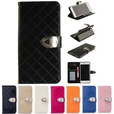 Fashion Flip Leather Card Cash Stand Wallet Case Cover for Apple iPhone 7/7 Plus