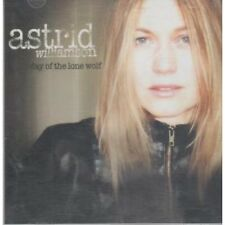ASTRID WILLIAMSON Day Of The Lone Wolf CD 11 Track With Info Stickered Case (tpl