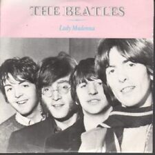 BEATLES Lady Madonna CD 2 Track In Card Sleeve B/w Inner Light (cdr5675) UK Parl