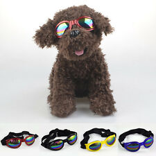 Cool Pet Dog Goggles UV Sunglasses Fashion Anti-wind Glasses Eye Wear Protection