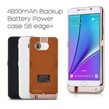 4800mAh USB Backup Battery Power Bank Charger Case For Samsung S6 edge+