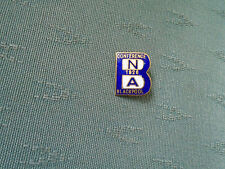 1926 NATIONAL ASSOCIATION MASTER BAKERS CONFERENCE BLACKPOOL - ENAMEL PIN BADGE