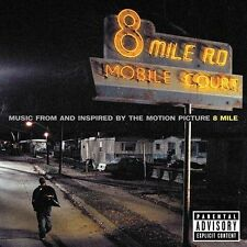 8 Mile [Deluxe Edition] [PA] [Limited] by Eminem (CD, Oct-2002, 2 Discs, Shady)