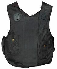 Ex Police Male Global Armour Body Armour Ballistic Stab Spike Vest Pouches Plain